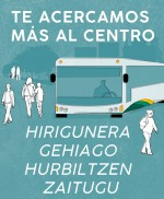 MODIFICACIONES EN EL TRANSPORTE URBANO COMARCAL A PARTIR DEL LUNES 4